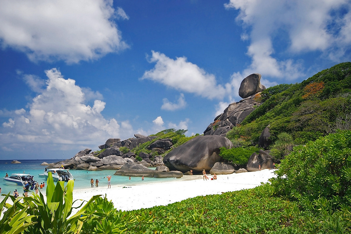 Photograph Similan island by Sasipa Muennuch on 500px