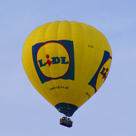 Lidl Balloon