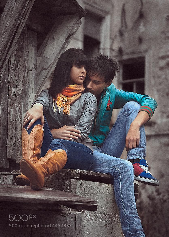Photograph Tretekov and Kuzmicheva by Глеб Фролов on 500px