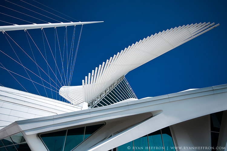 Photograph Milwaukee Art Museum by Ryan Heffron on 500px