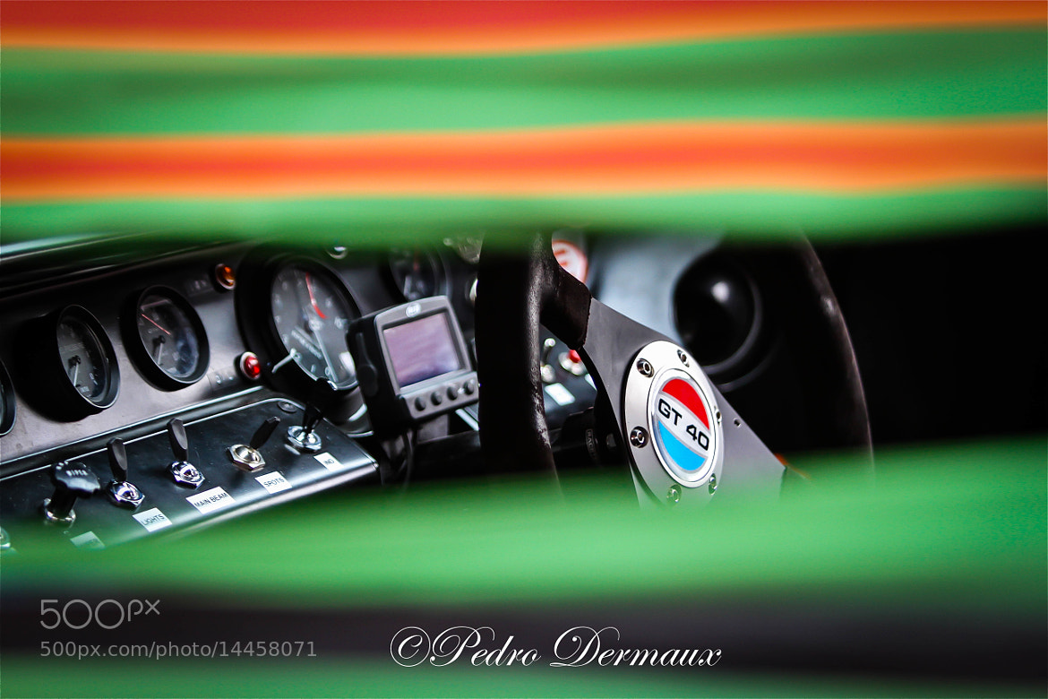 Photograph Trough the tape by Pedro Dermaux on 500px