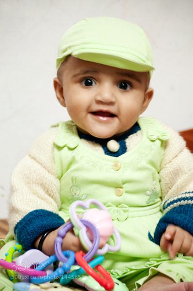 Photograph Advika by Rahul Ahlawat on 500px