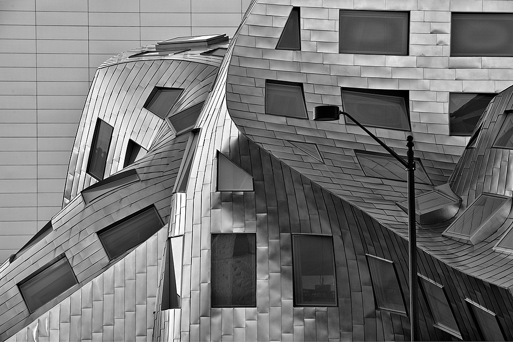 Photograph Gehry - Las Vegas by John Barclay on 500px
