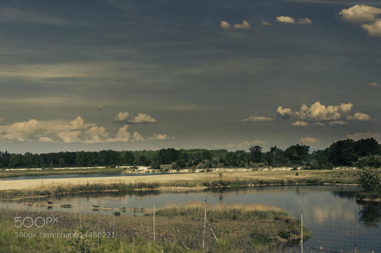 Photograph Parc near Lyon by Amandine Blanckaert on 500px