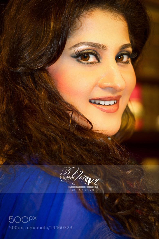 "Photograph Actress ""Sahiba by Khawar Naqvi on 500px"