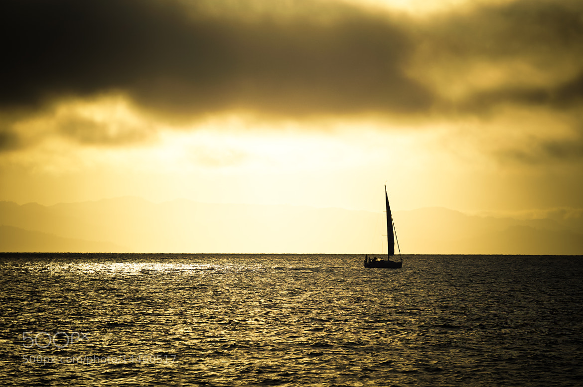 Photograph Sailing away by Alex Riss on 500px