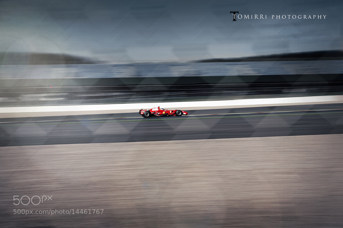 Photograph Ferrari Racing Days at Silverstone by Tomirri photography on 500px
