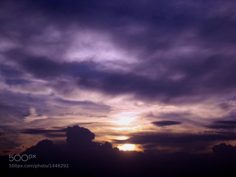 Photograph Sunset after the storm by denis bernicky on 500px