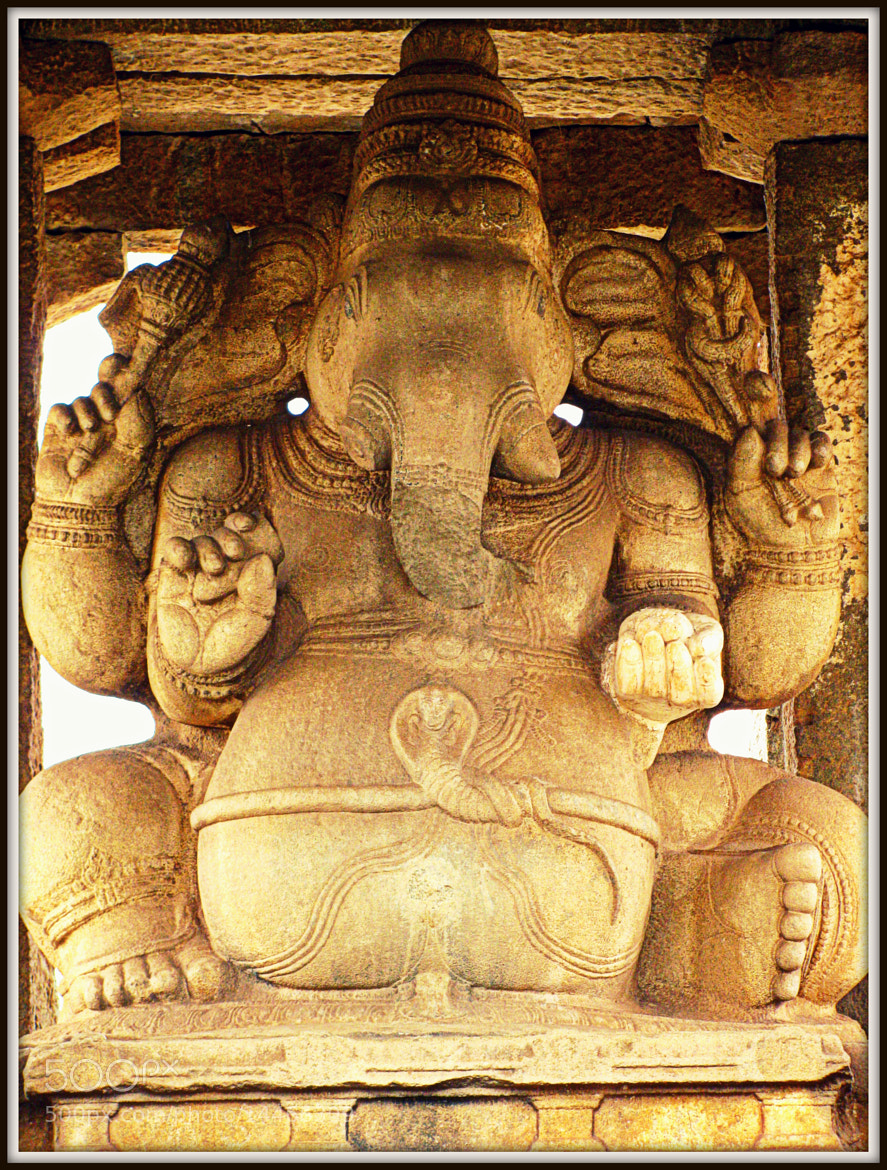 Photograph Lord Ganesha. by Chetan Sandhir on 500px