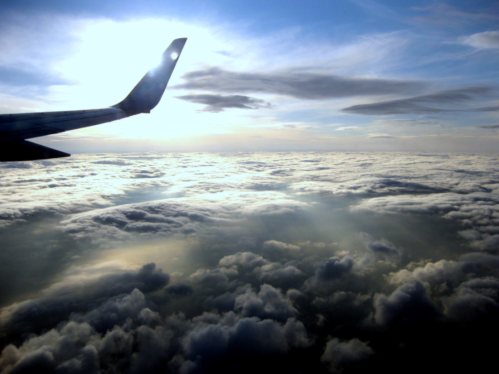 Photograph Above the clouds. by Elizabeth Martin on 500px