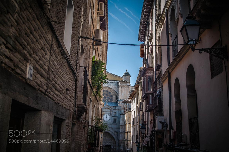 Photograph Cathedral Toledo espana by niko Kaptur on 500px