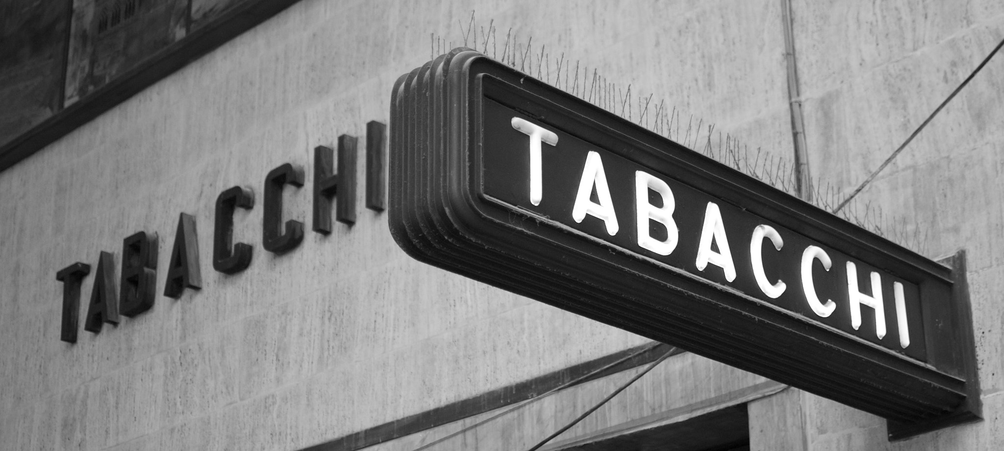 Photograph Tabacchi Tabacchi by Christian Hayes on 500px