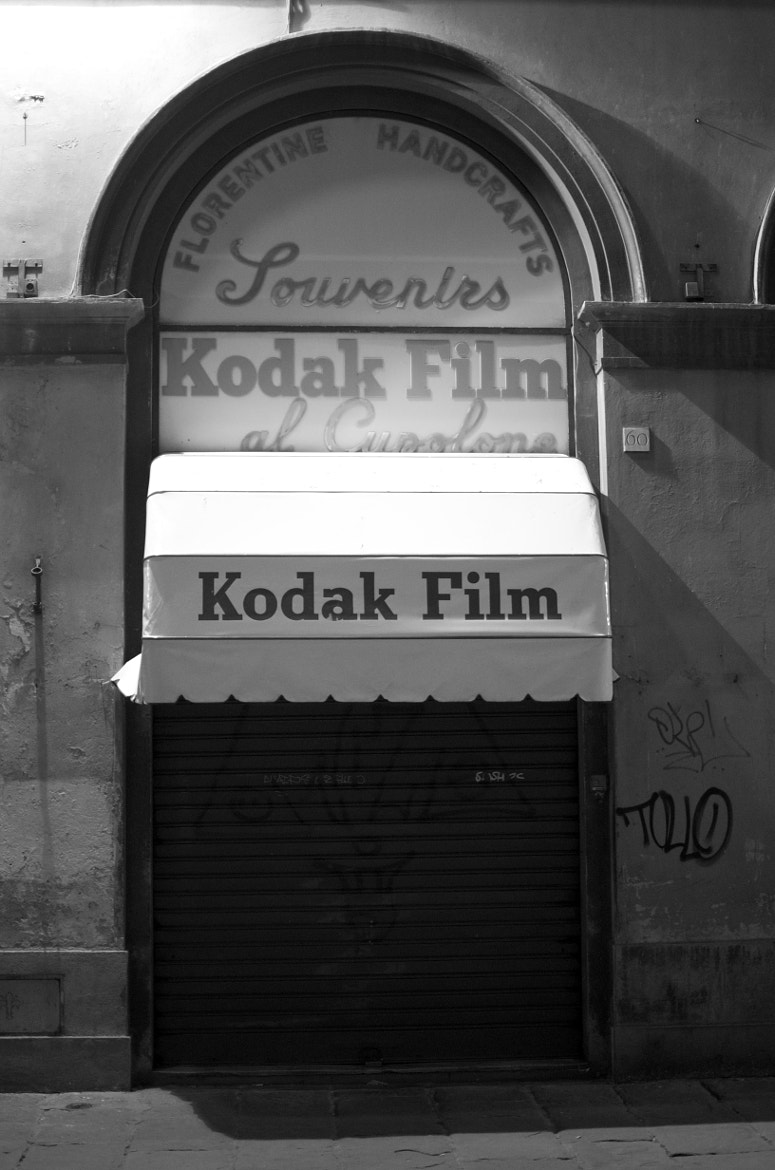 Photograph Kodak Film, Florence by Christian Hayes on 500px