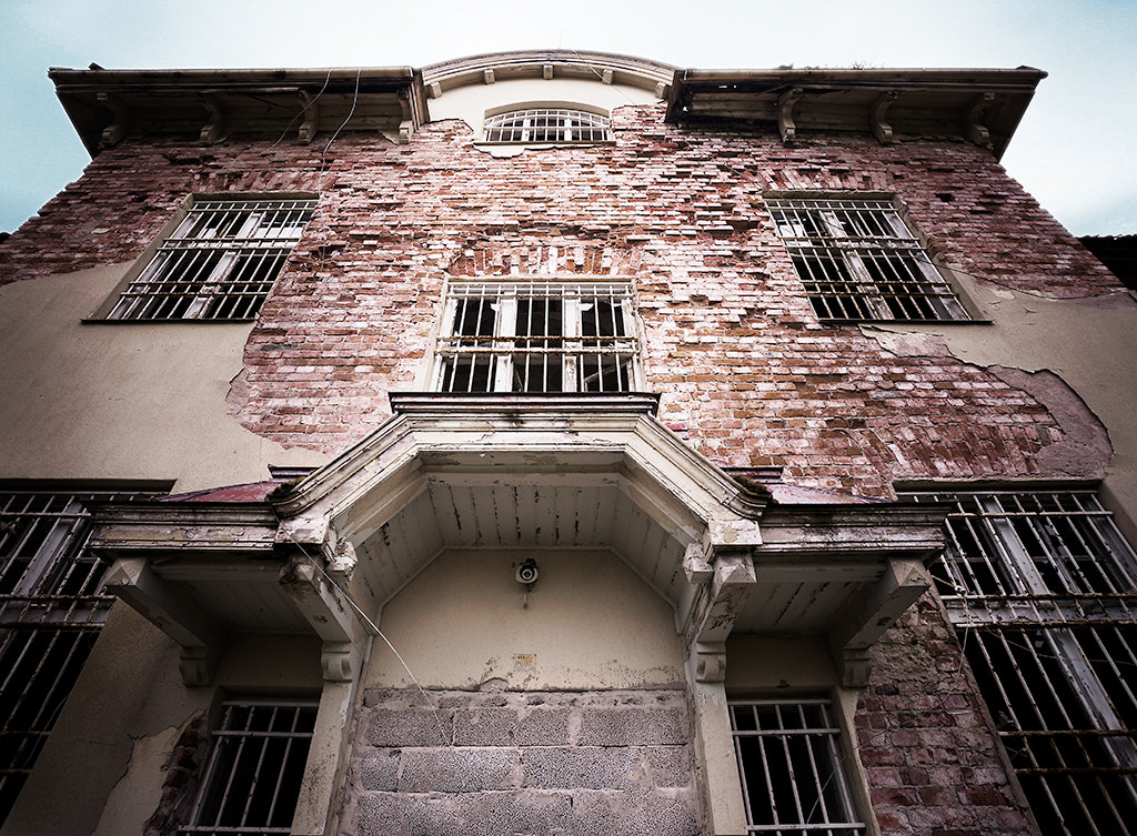 Photograph Old mental hospital by Adam Wikman on 500px