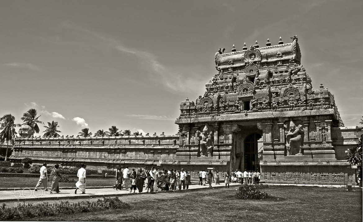 Photograph Tanjore Temple by Alexander Abilash Muthaiah on 500px