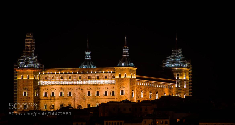 Photograph alcazar de Toledo by niko Kaptur on 500px