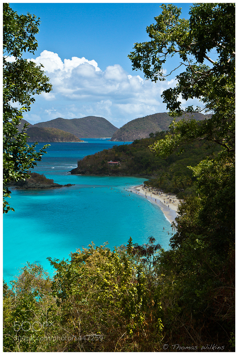 Photograph Trunk Bay | St. John USVI by Tom Wilkins on 500px