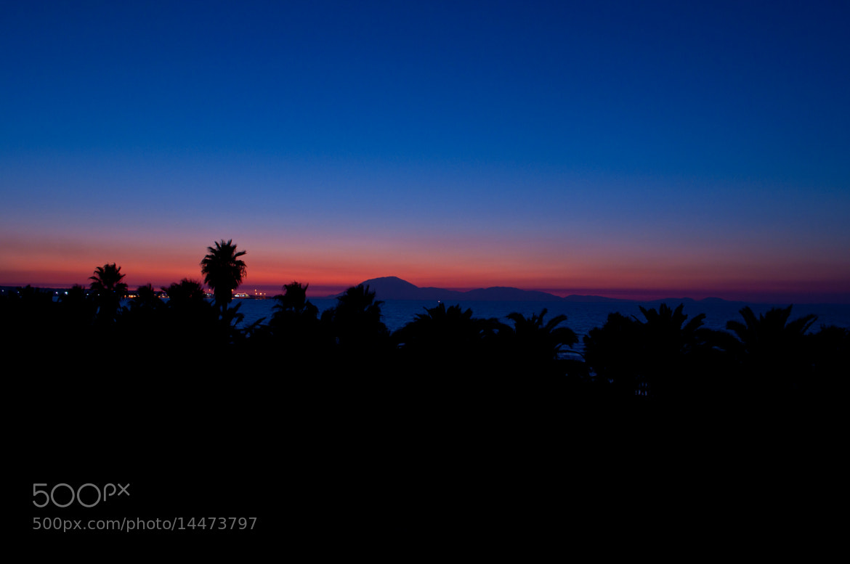 Photograph Killini dusk by Giorgos Papathanasiou on 500px