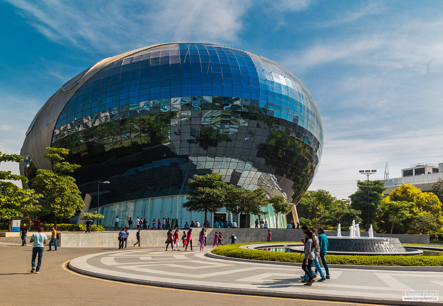 Infosys campus in Pune by Tomáš Fencl on 500px.com