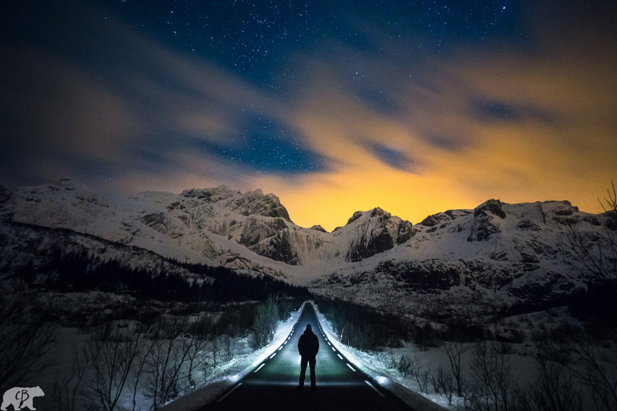 Nighttime Glow by Chris  Burkard on 500px.com