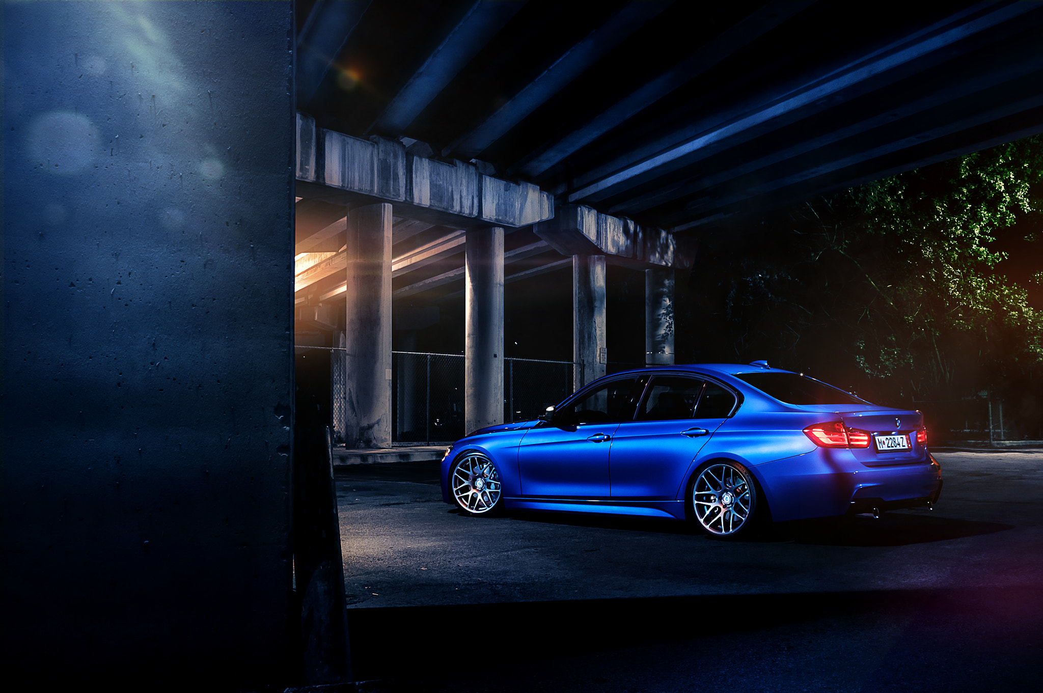 Photograph BMW 335i F30 by William Stern on 500px