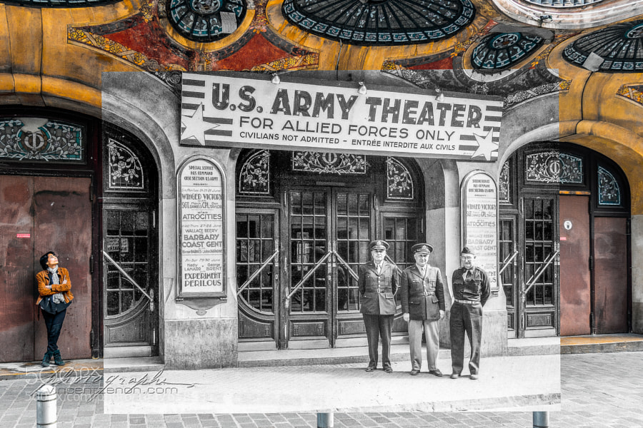 US army Theater