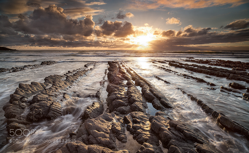 Photograph Shards & Waves by Daniel Hannabuss on 500px