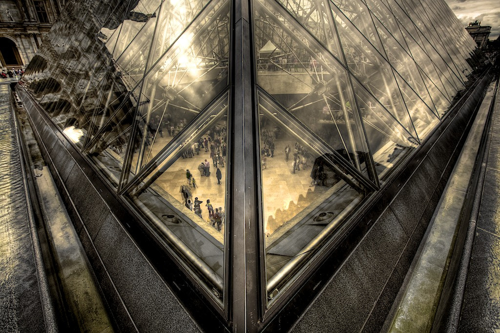 Photograph The Louvre by Alex Bruce on 500px