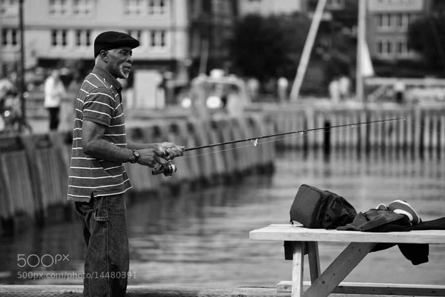 256/365 - Teach a man to fish by Tim Lingley (timlingley) on 500px.com