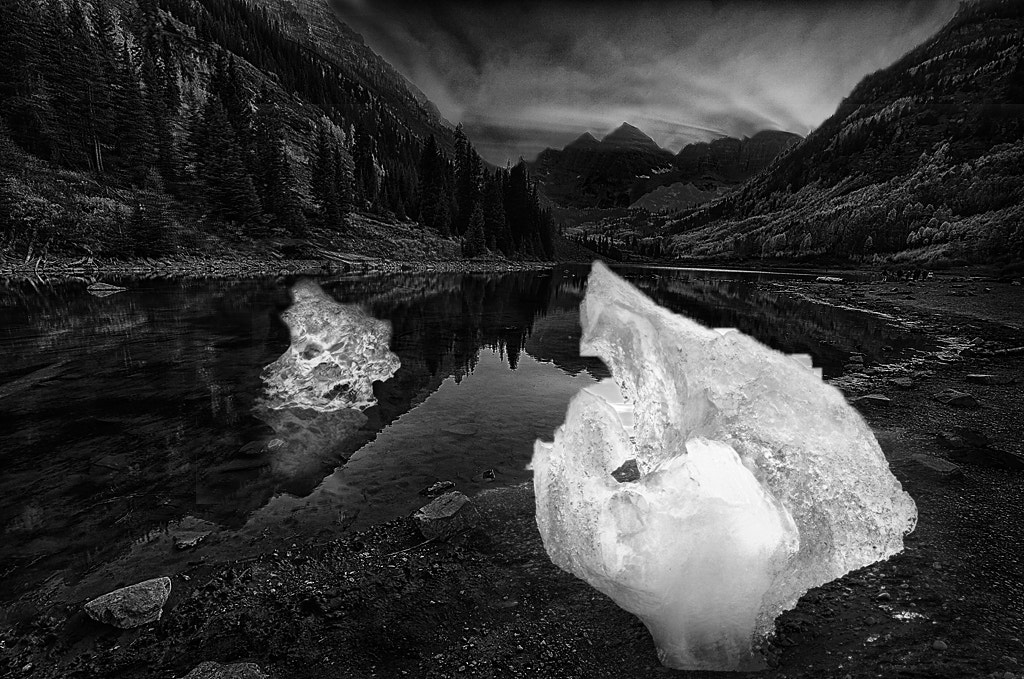 Photograph Signs of Ice Age by Blindman shooting on 500px