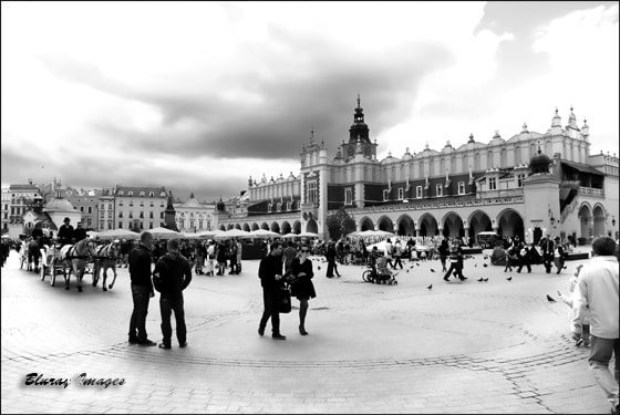 Photograph Krakow Square ! by Raymond Paul on 500px