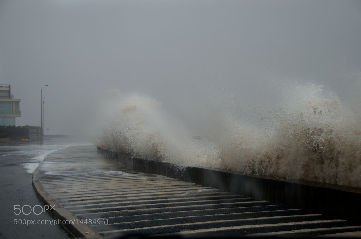 Photograph Storm at sea 5 by Remco Douma on 500px