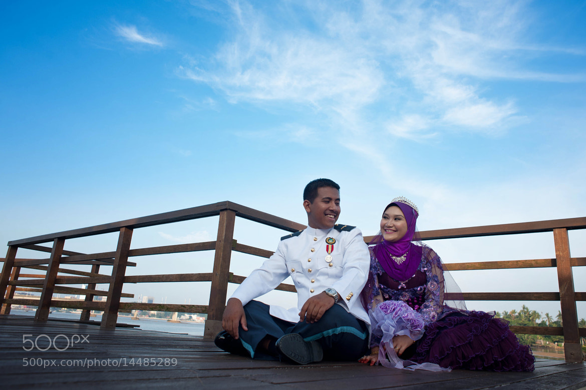 Photograph Syahfindi + Nazirah by Joe photo on 500px