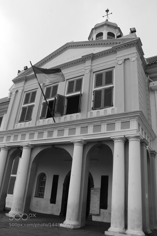 Photograph Jakarta History Museum by Edo Kurniawan on 500px