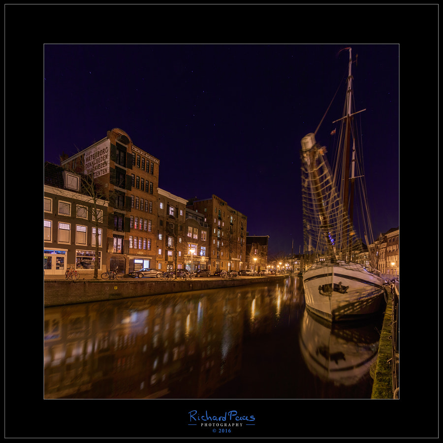 Westerhaven Groningen by Richard Paas on 500px.com