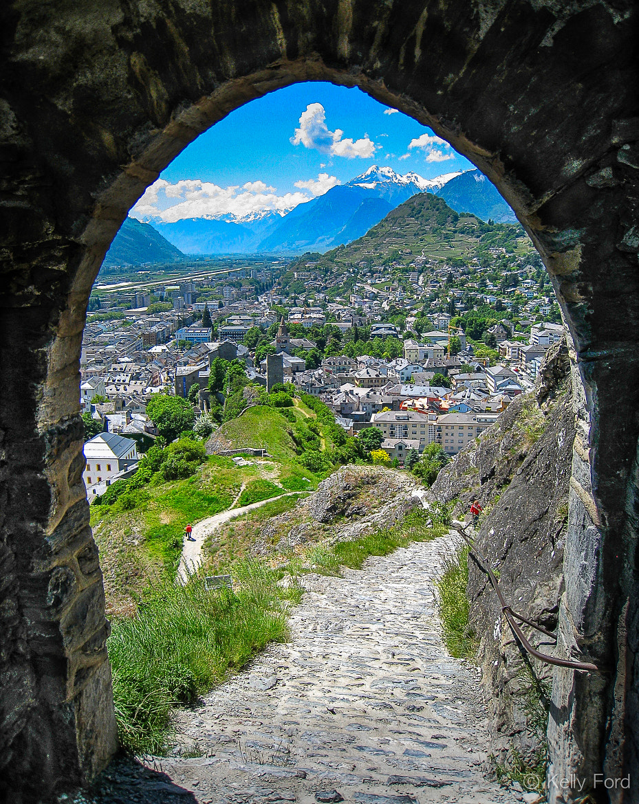 Photograph Gateway to Sion by Kelly Ford on 500px