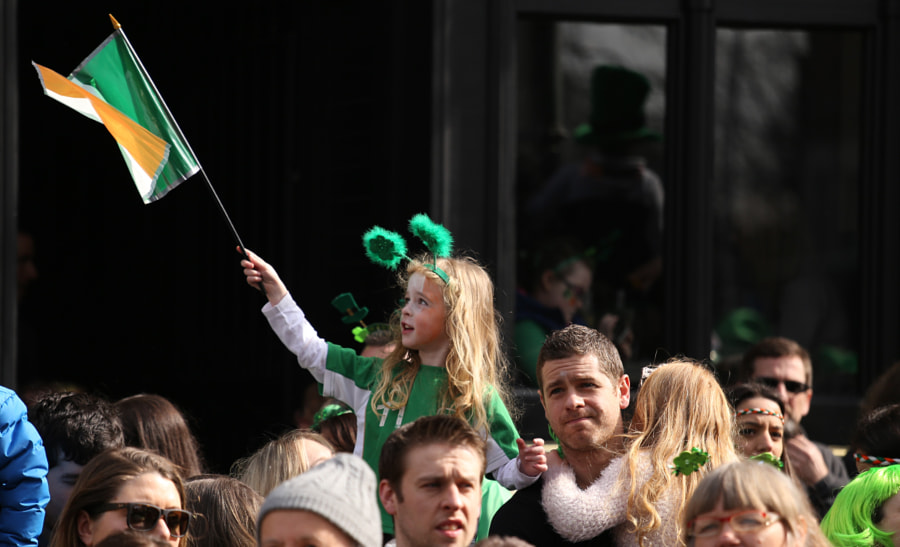 Paddy's Day 2 by Paul Lynch on 500px.com