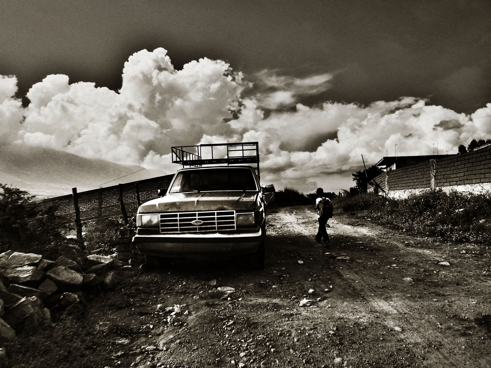 Photograph Road by Tania Lara on 500px