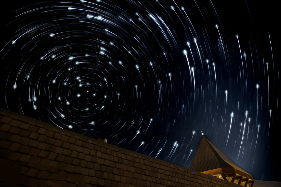 Waltzing Around Polaris by Theodore (Ted) Stark on 500px.com