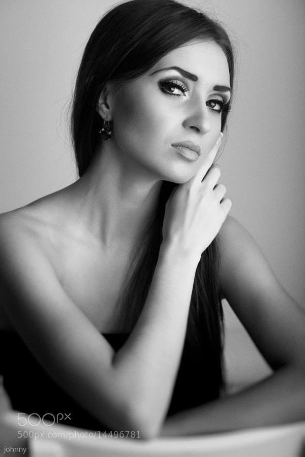 Photograph Ksenia by  Evgeny Kuznetsov on 500px