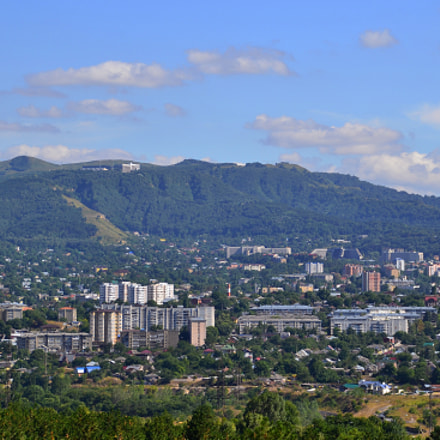 Mountains above Kislovodsk