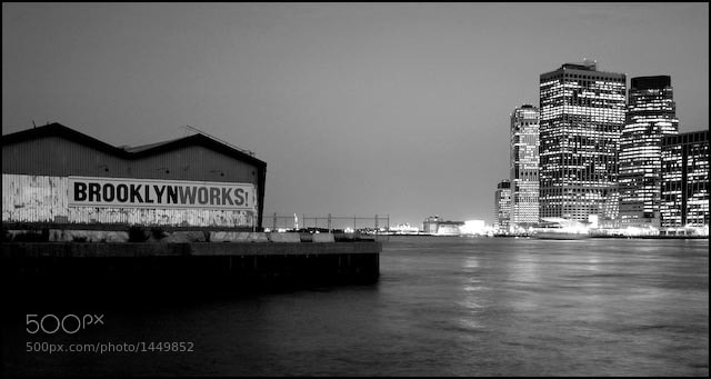 Photograph Brooklyn Works by Benj Benj on 500px