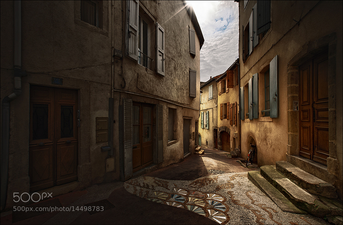 Photograph Rue des Coloristes - Millau by Birgit Pittelkow on 500px