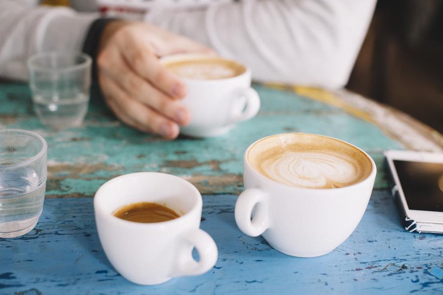 Coffee with friends by Anastasia Belousova on 500px.com