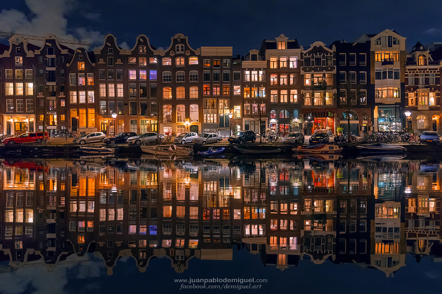 Amsterdam Windows 11.0 by Juan Pablo de Miguel on 500px.com