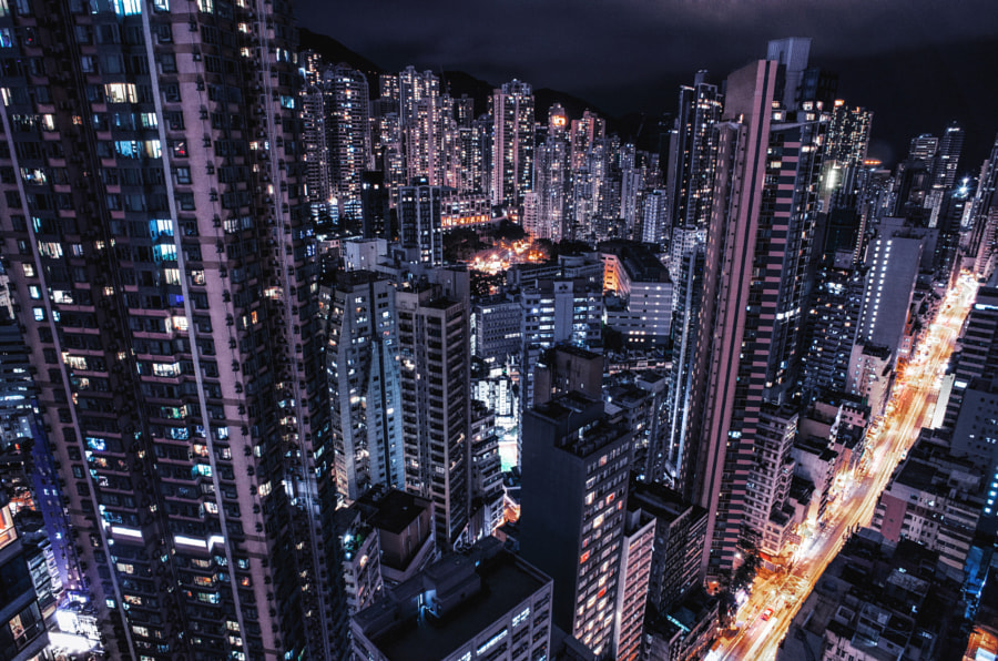 Hong Kong by Jennifer Bin 1