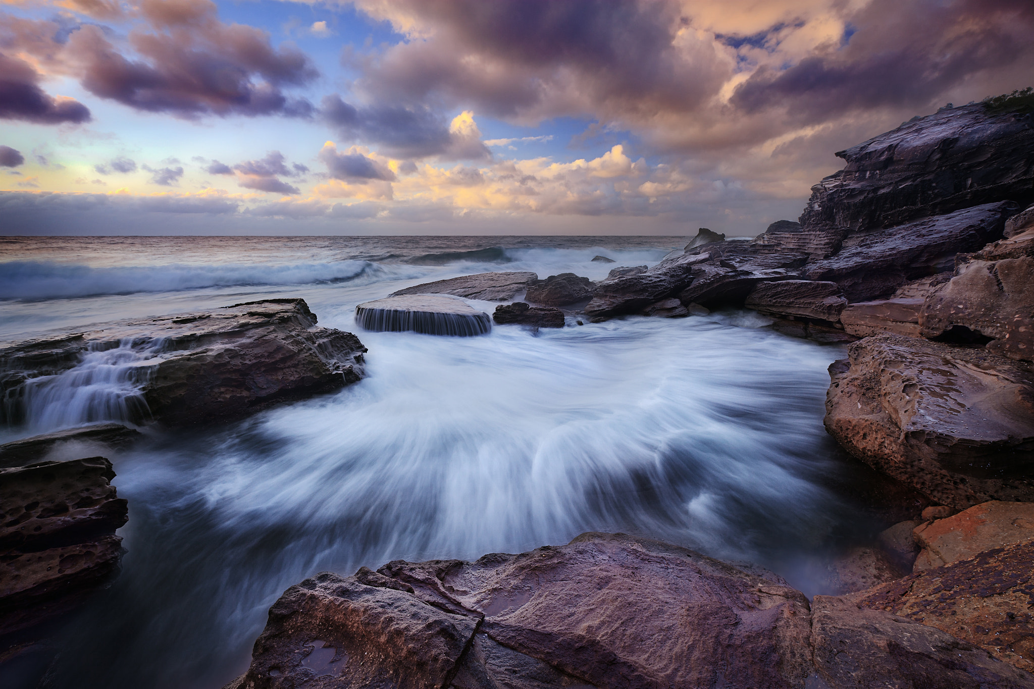Photograph Avalon Splash by Glen Parker on 500px