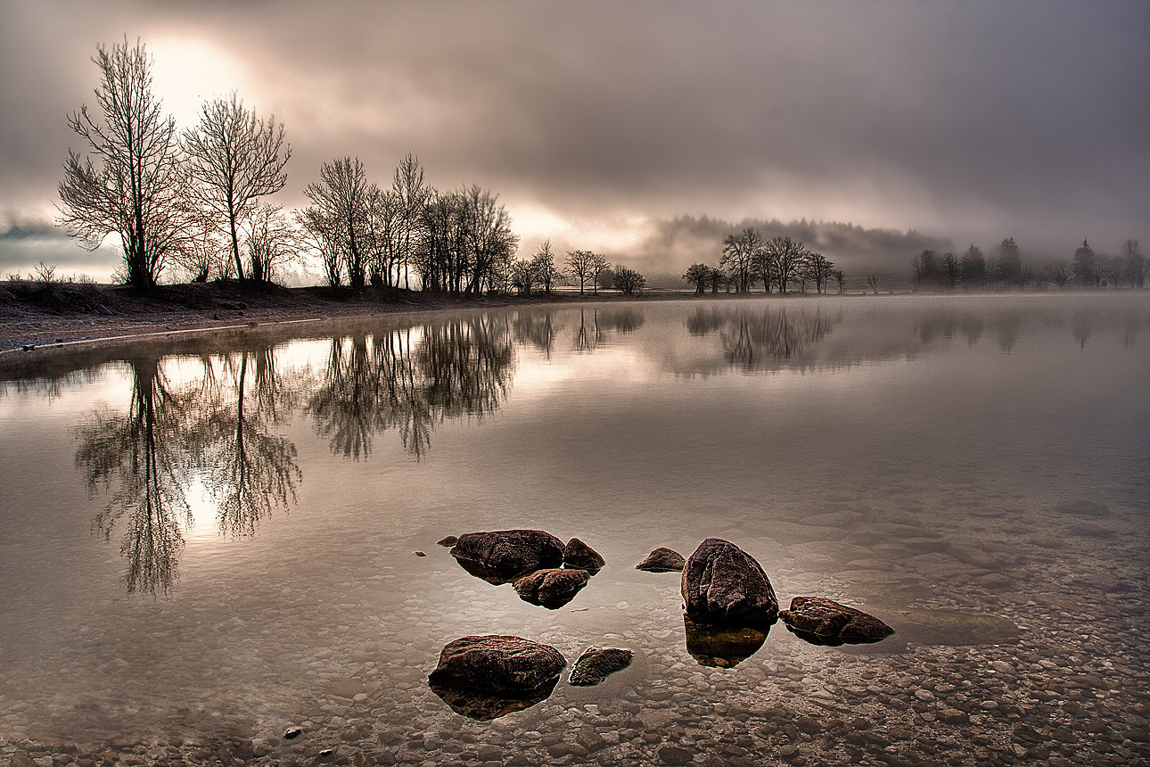 Photograph morning on the lake by Bor Rojnik on 500px