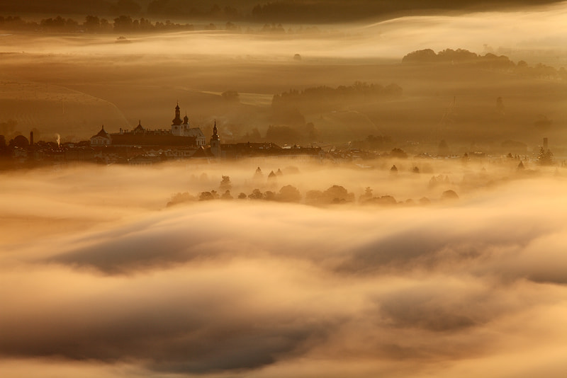 Photograph Monastery by Martin Rak on 500px