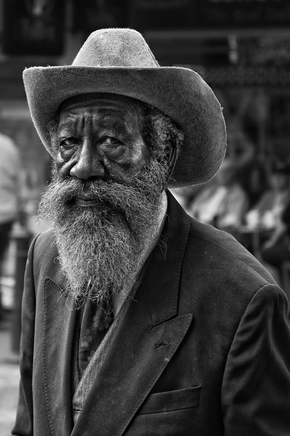 Photograph Soul Man by mario pignotti on 500px